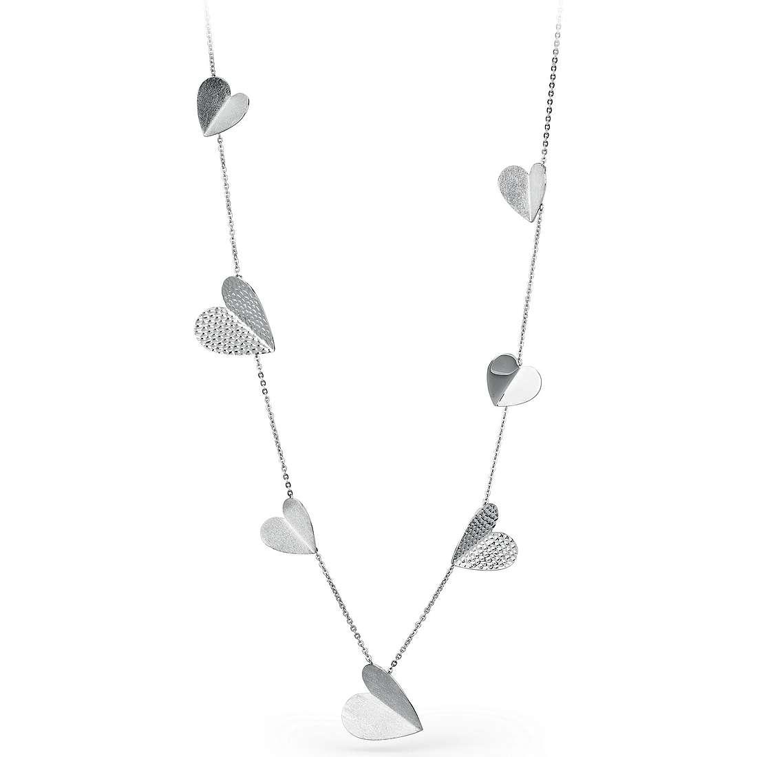 collier femme bijoux Brosway Heart Beat BHB04