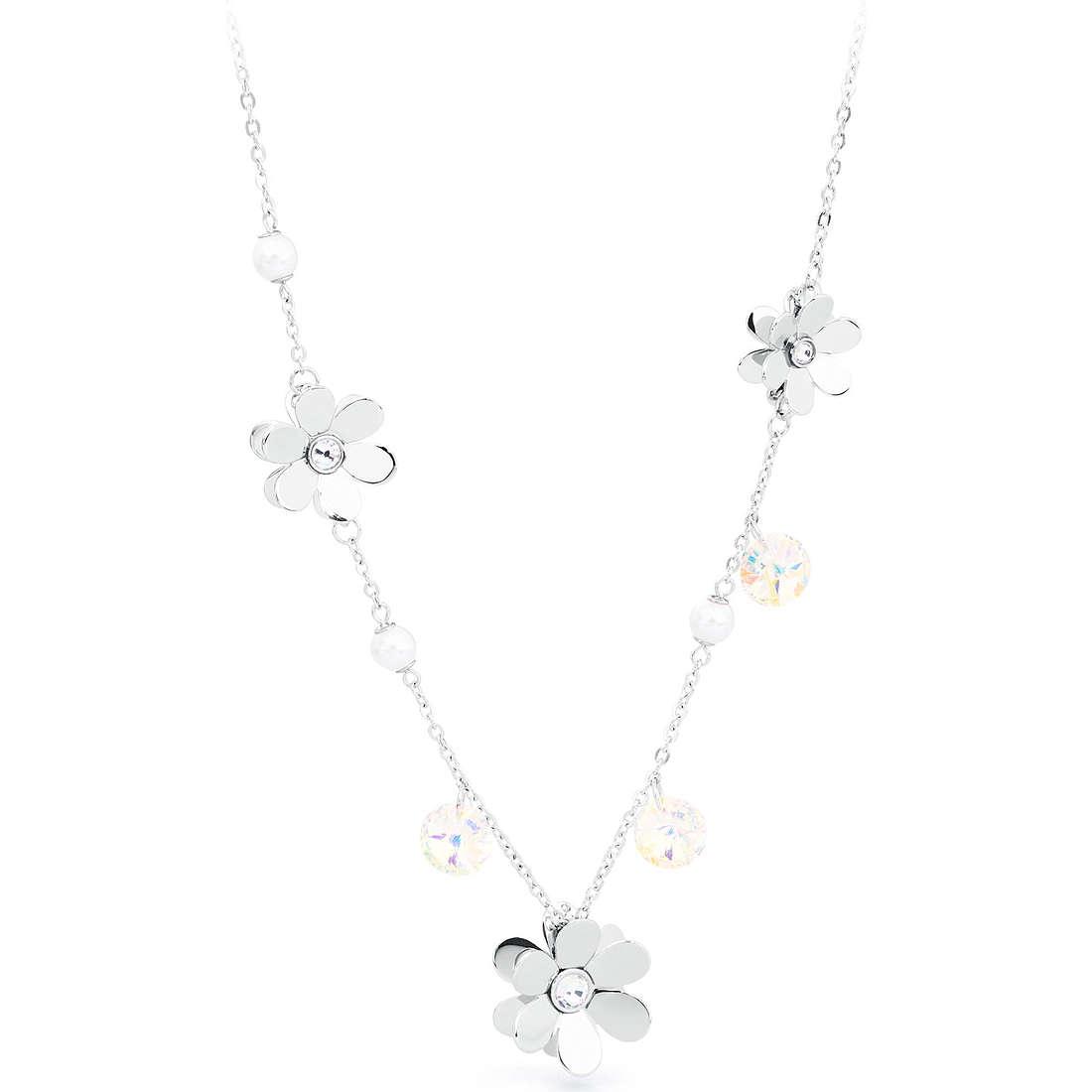 collier femme bijoux Brosway Jardin BJR03