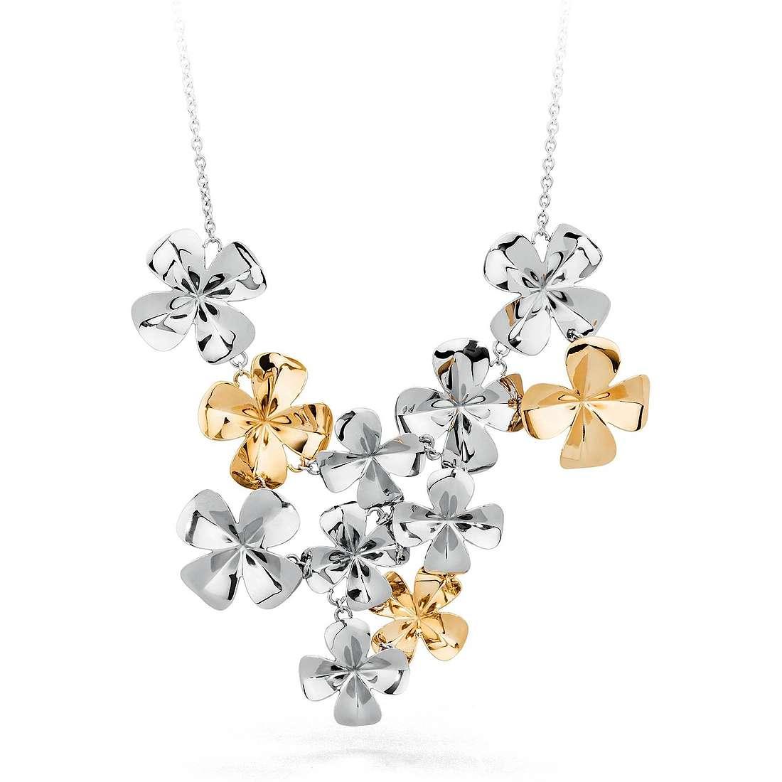 collier femme bijoux Brosway Jasmine BJN02