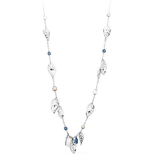 collier femme bijoux Brosway LEAVES BLS02