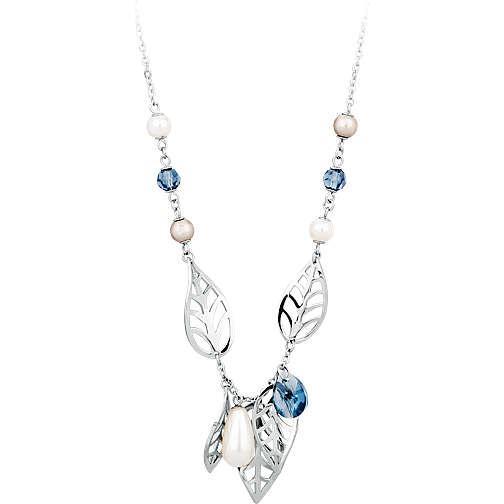 collier femme bijoux Brosway LEAVES BLS03