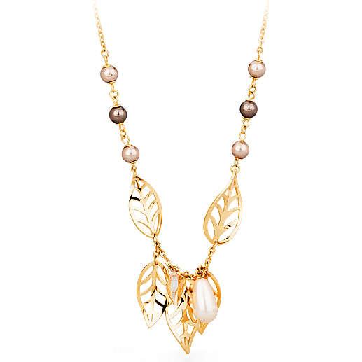 collier femme bijoux Brosway LEAVES BLS05
