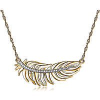 collier femme bijoux Brosway Plume BUM02