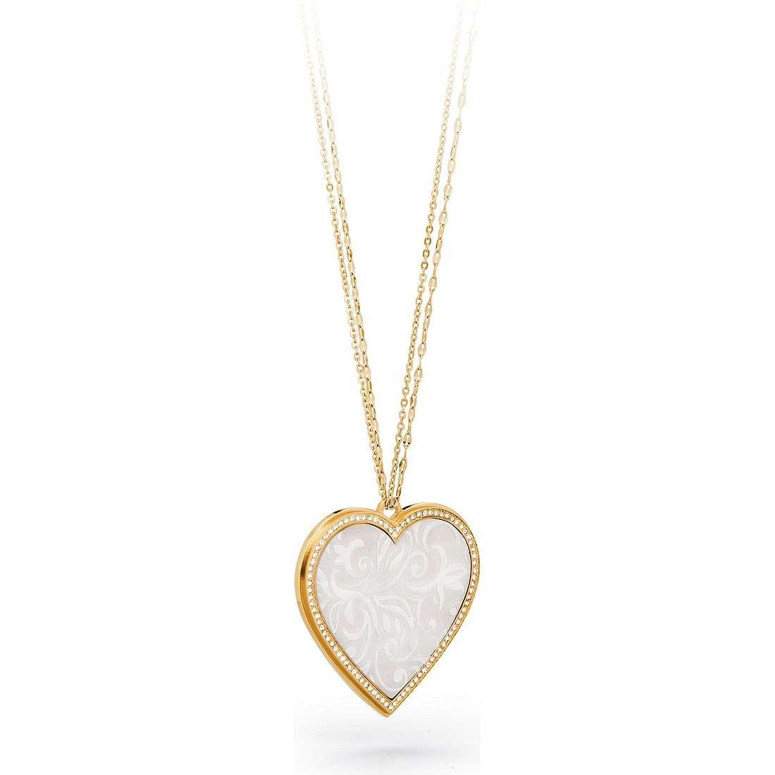 collier femme bijoux Brosway Rever BRV01