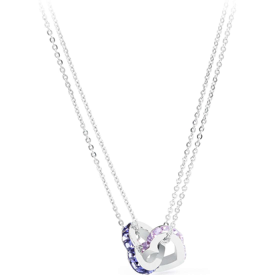 collier femme bijoux Brosway Romeo & Juliet BRJ08