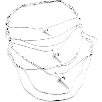 collier femme bijoux Cesare Paciotti JPCL0047B