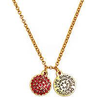 collier femme bijoux Chrysalis Buona Fortuna CRNT0107GP