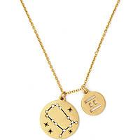 collier femme bijoux Chrysalis Zodiaco CRNT0003GP