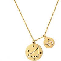 collier femme bijoux Chrysalis Zodiaco CRNT0010GP