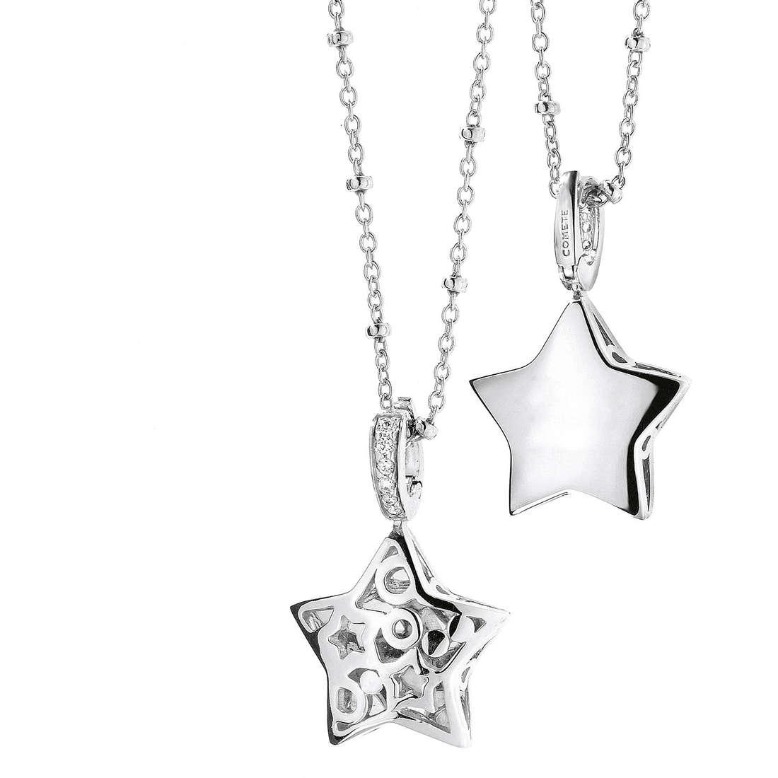collier femme bijoux Comete Argento 925 GLA 104