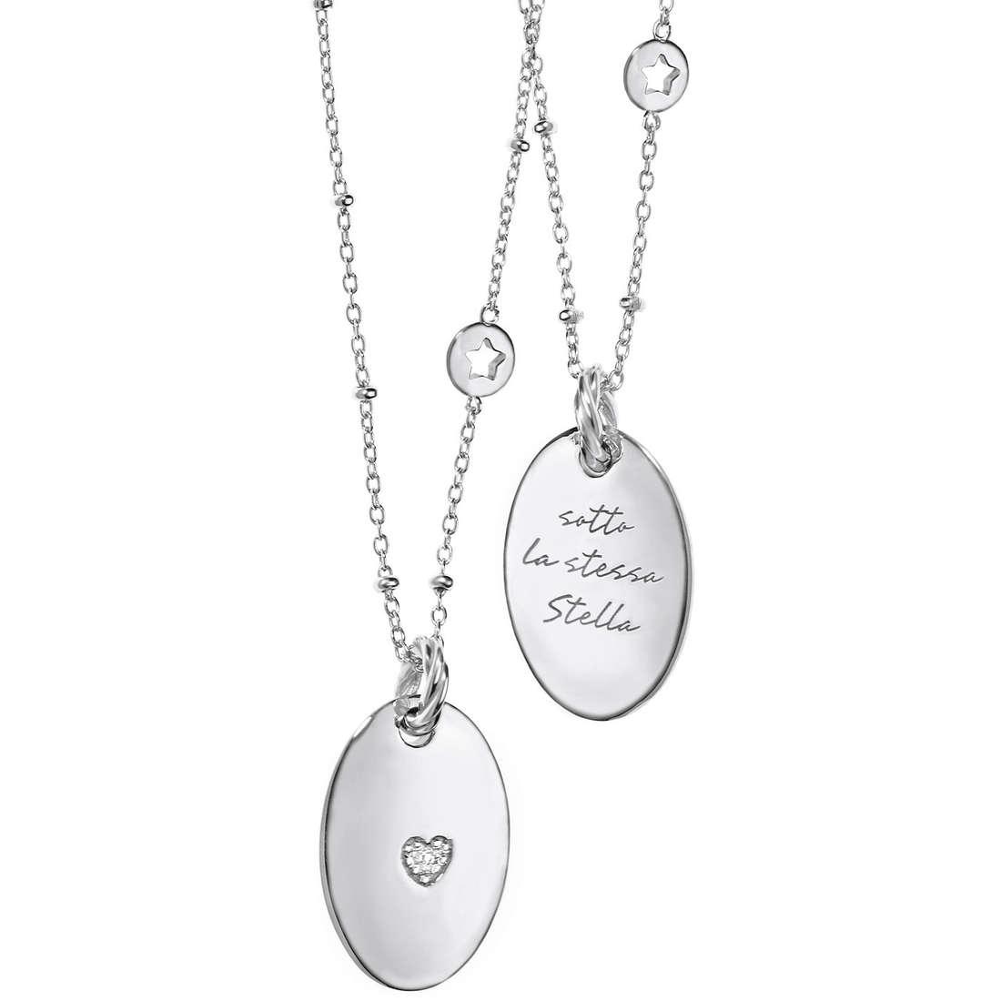 collier femme bijoux Comete Argento 925 GLA 112