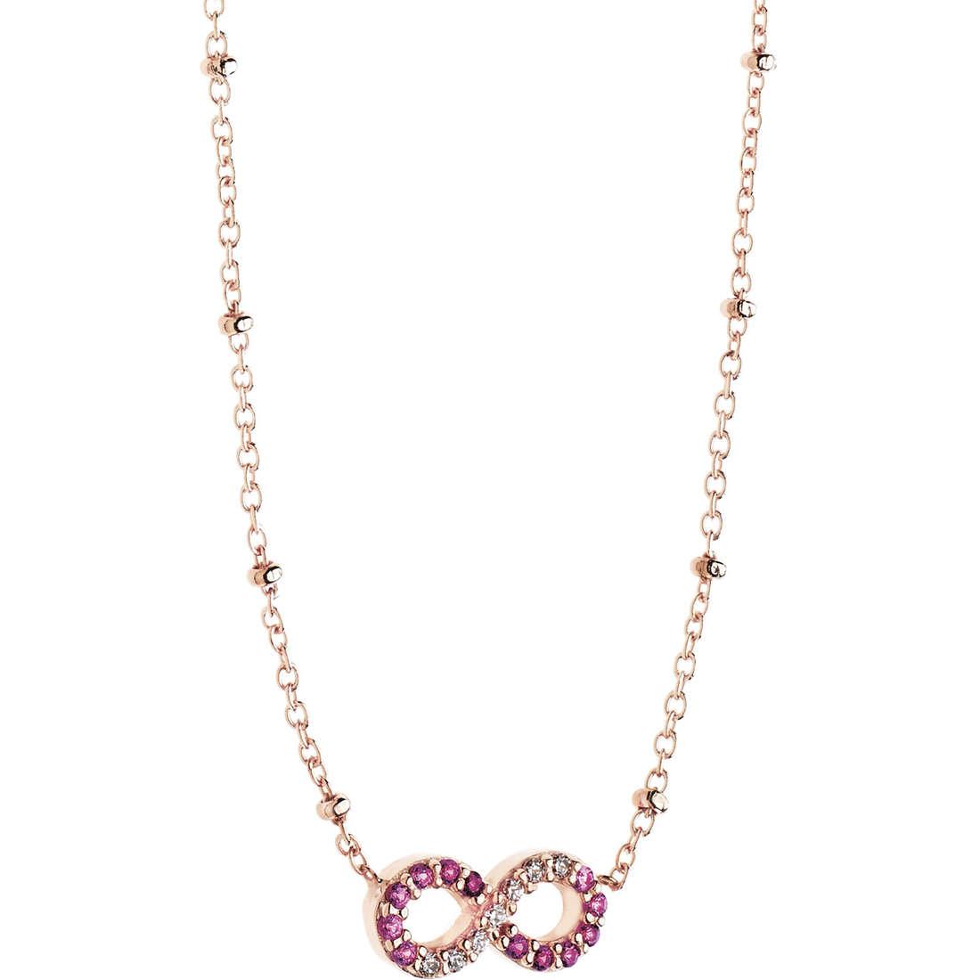 collier femme bijoux Comete Argento 925 GLA 123