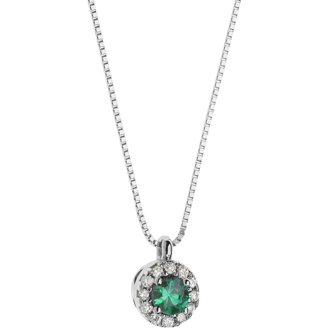 collier femme bijoux Comete Classic 07/14 GLB 1167