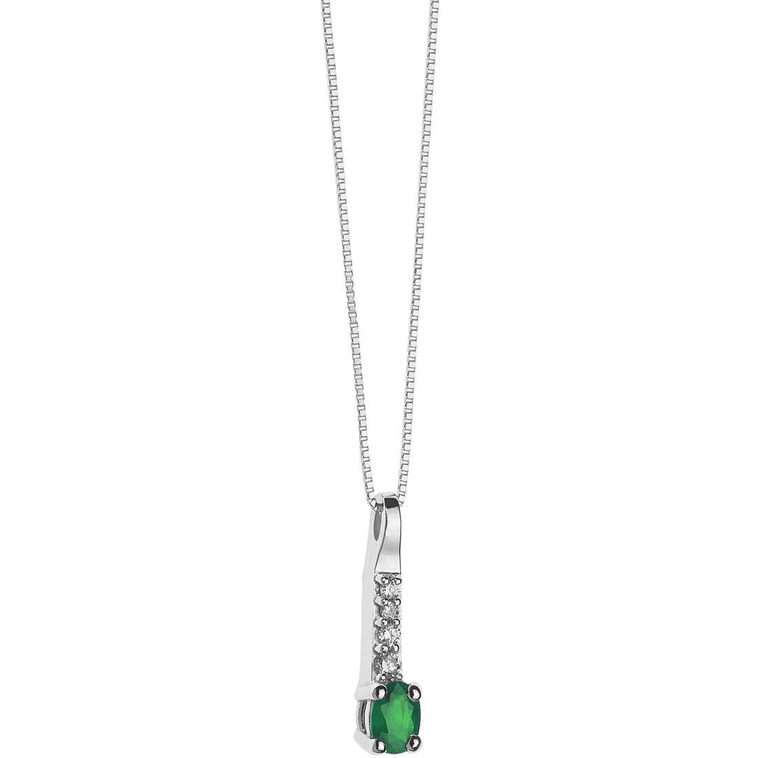 collier femme bijoux Comete Colore GLB 1259