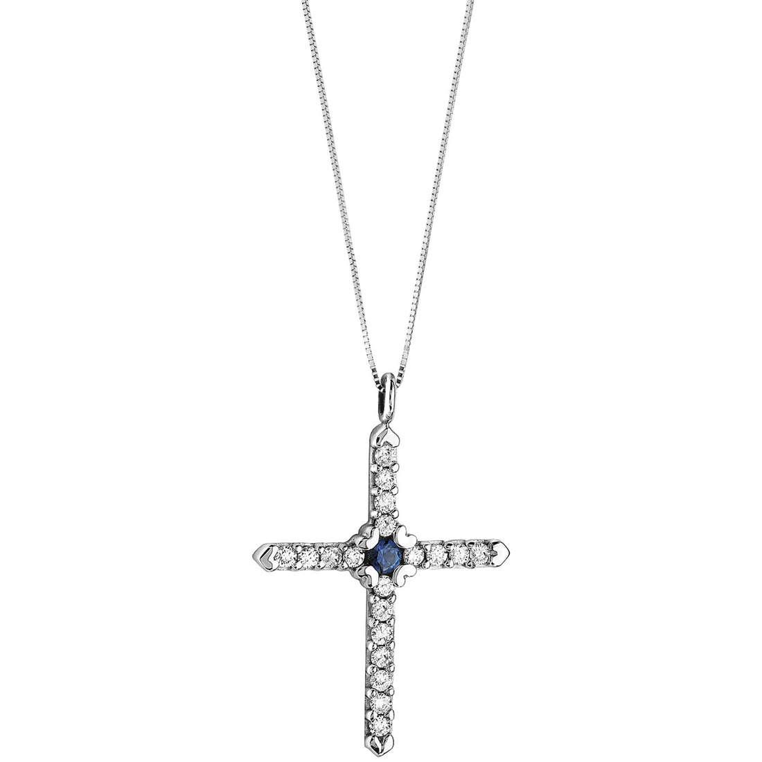 collier femme bijoux Comete Fantasie di diamanti GLB 1144
