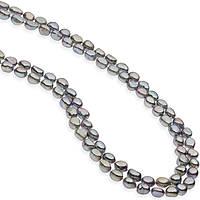 collier femme bijoux Comete Fantasie di perle FBQ 126