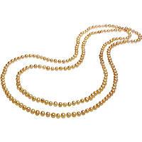 collier femme bijoux Comete Fantasie di perle FWQ 248