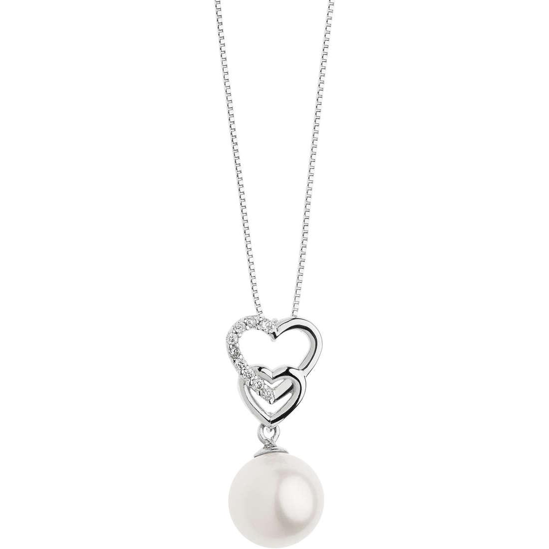 collier femme bijoux Comete Fantasie di perle GLP 469