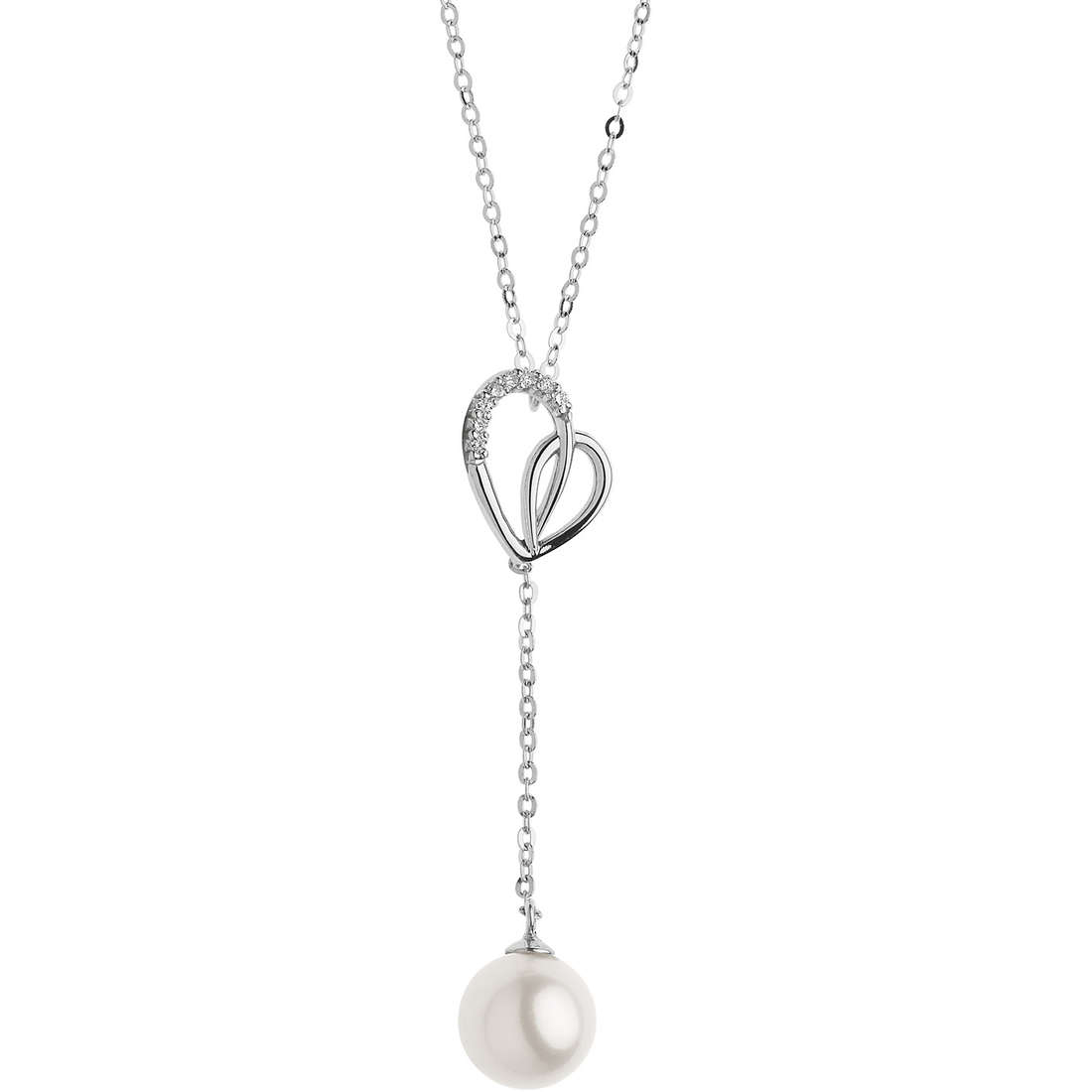 collier femme bijoux Comete Fantasie di perle GLP 472