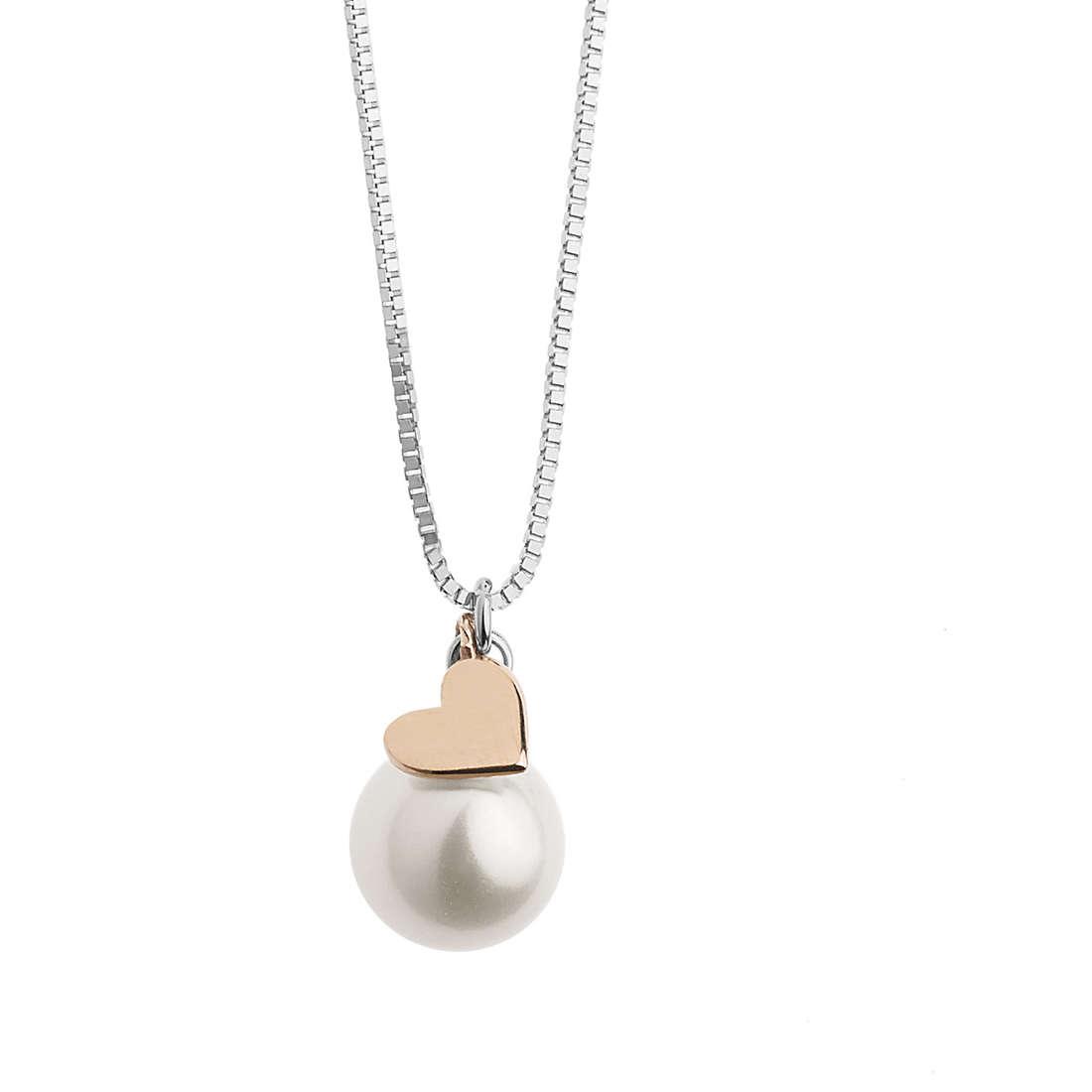 collier femme bijoux Comete Fantasie di perle GLP 476