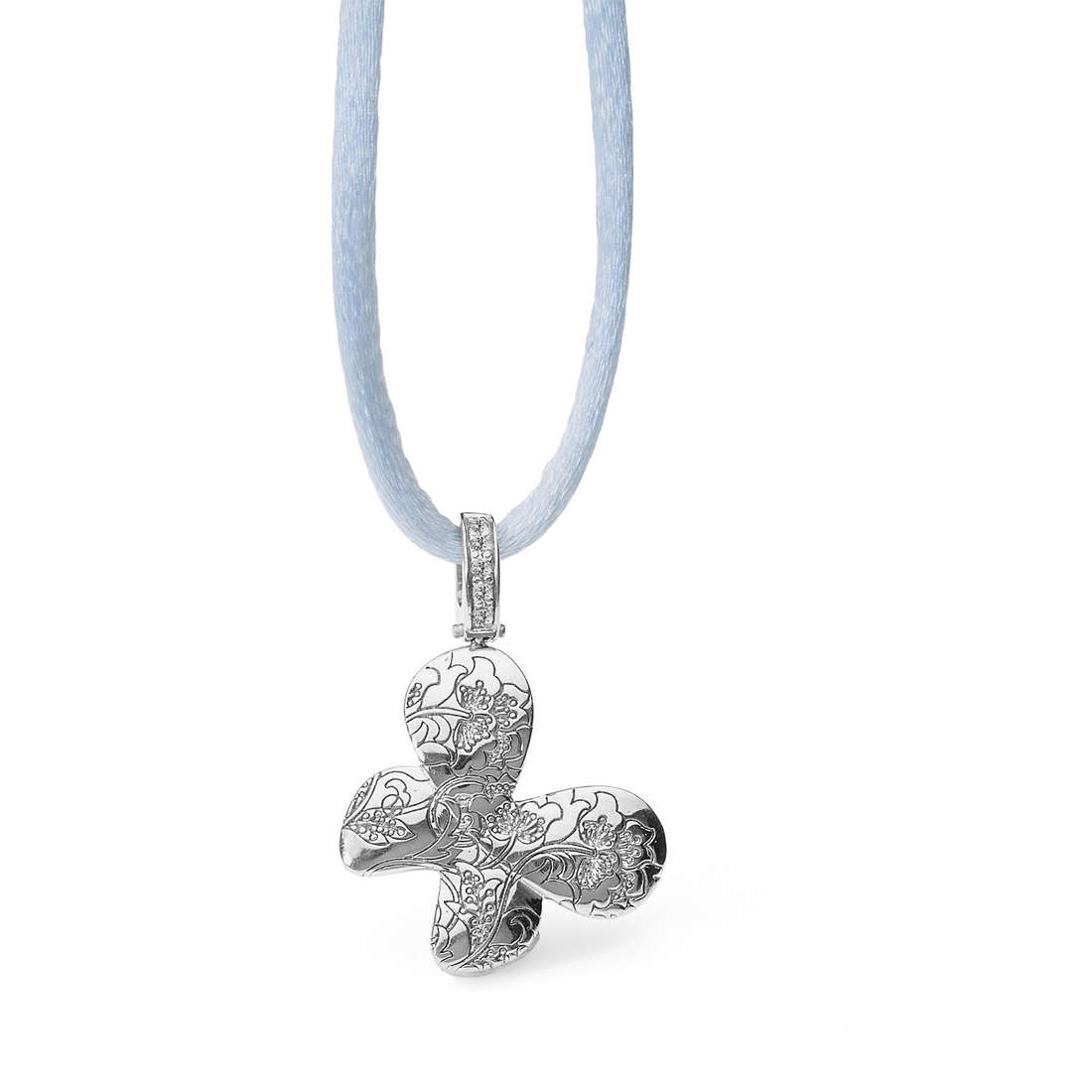 collier femme bijoux Comete Farfalle BRA 135