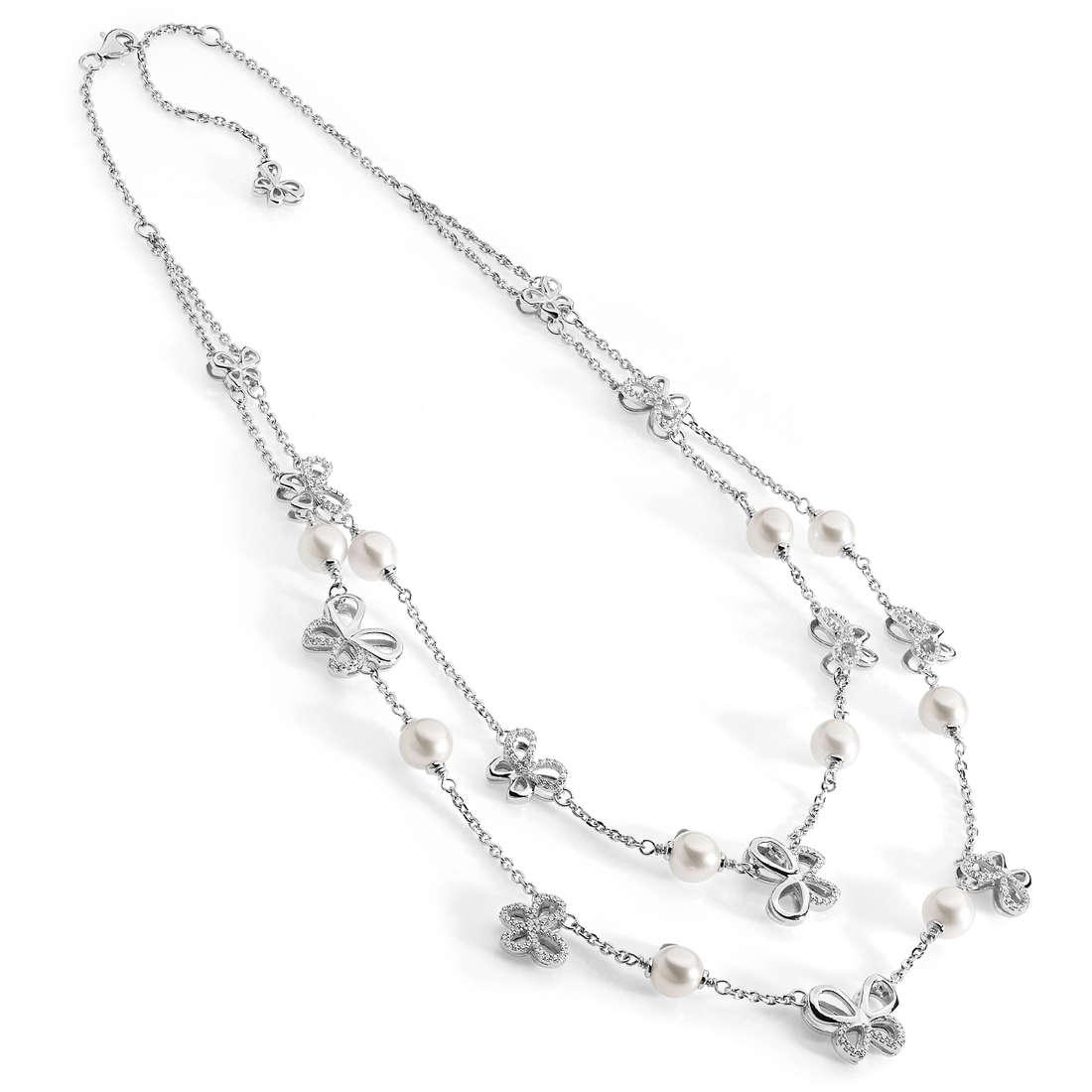 collier femme bijoux Comete Farfalle GLA 133