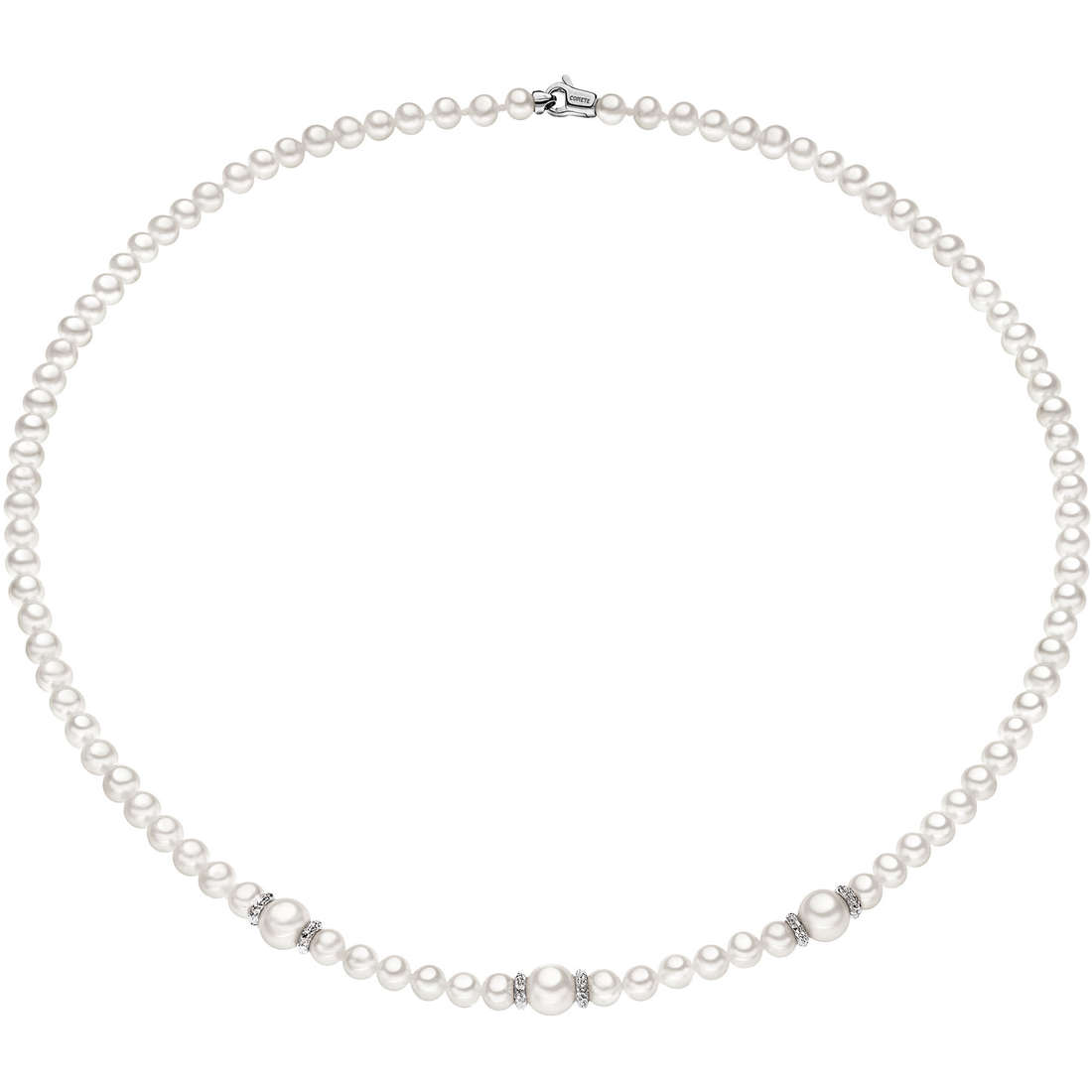 collier femme bijoux Comete FFW 143