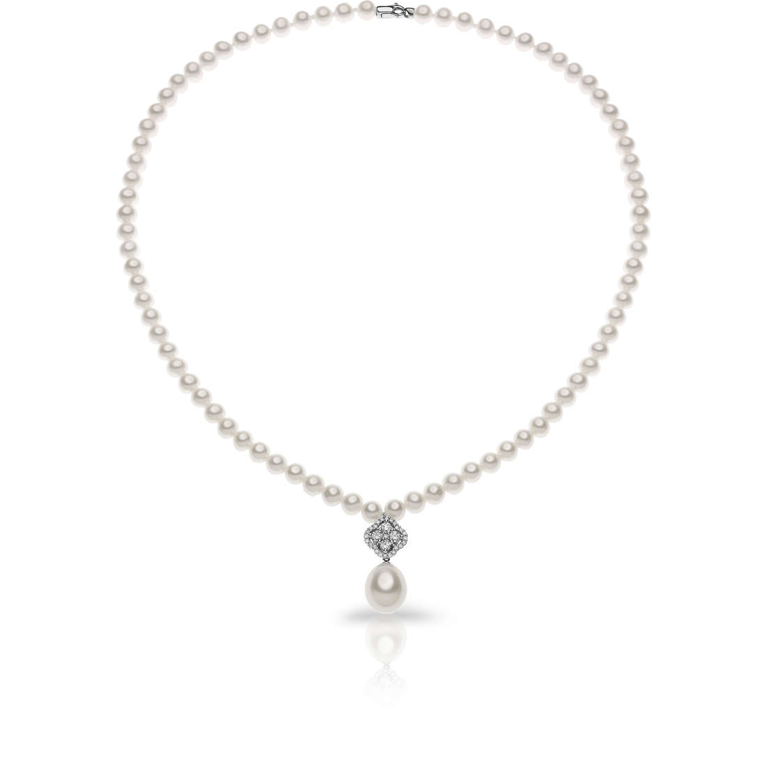 collier femme bijoux Comete Flora FFW 144