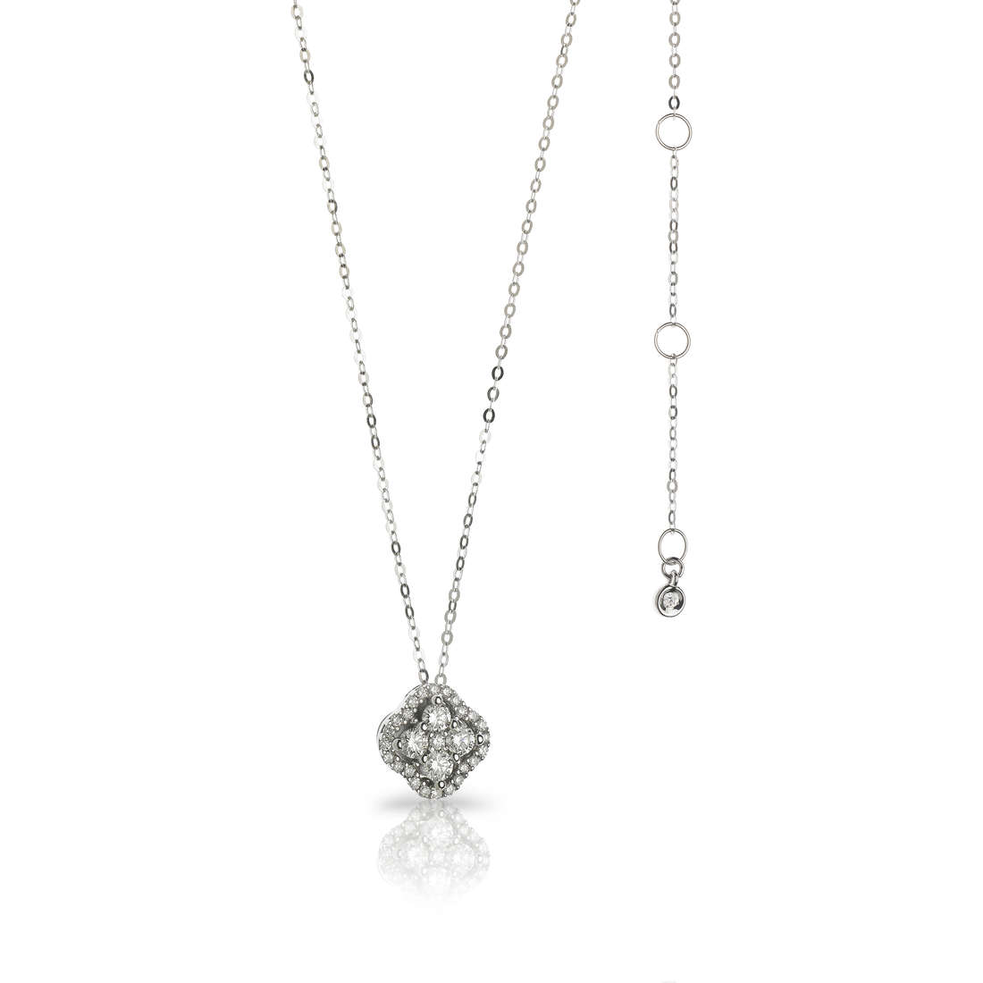 collier femme bijoux Comete Flora GLB 1184