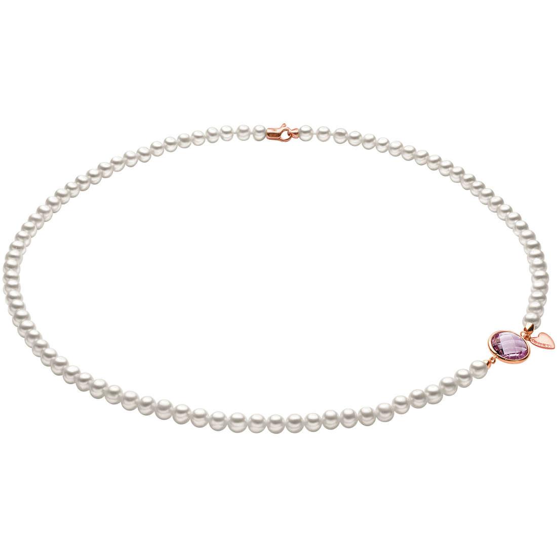 collier femme bijoux Comete FWQ 123