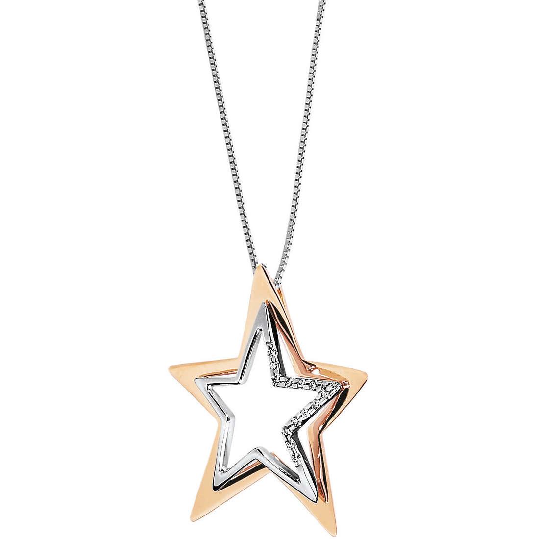 collier femme bijoux Comete GLB 392