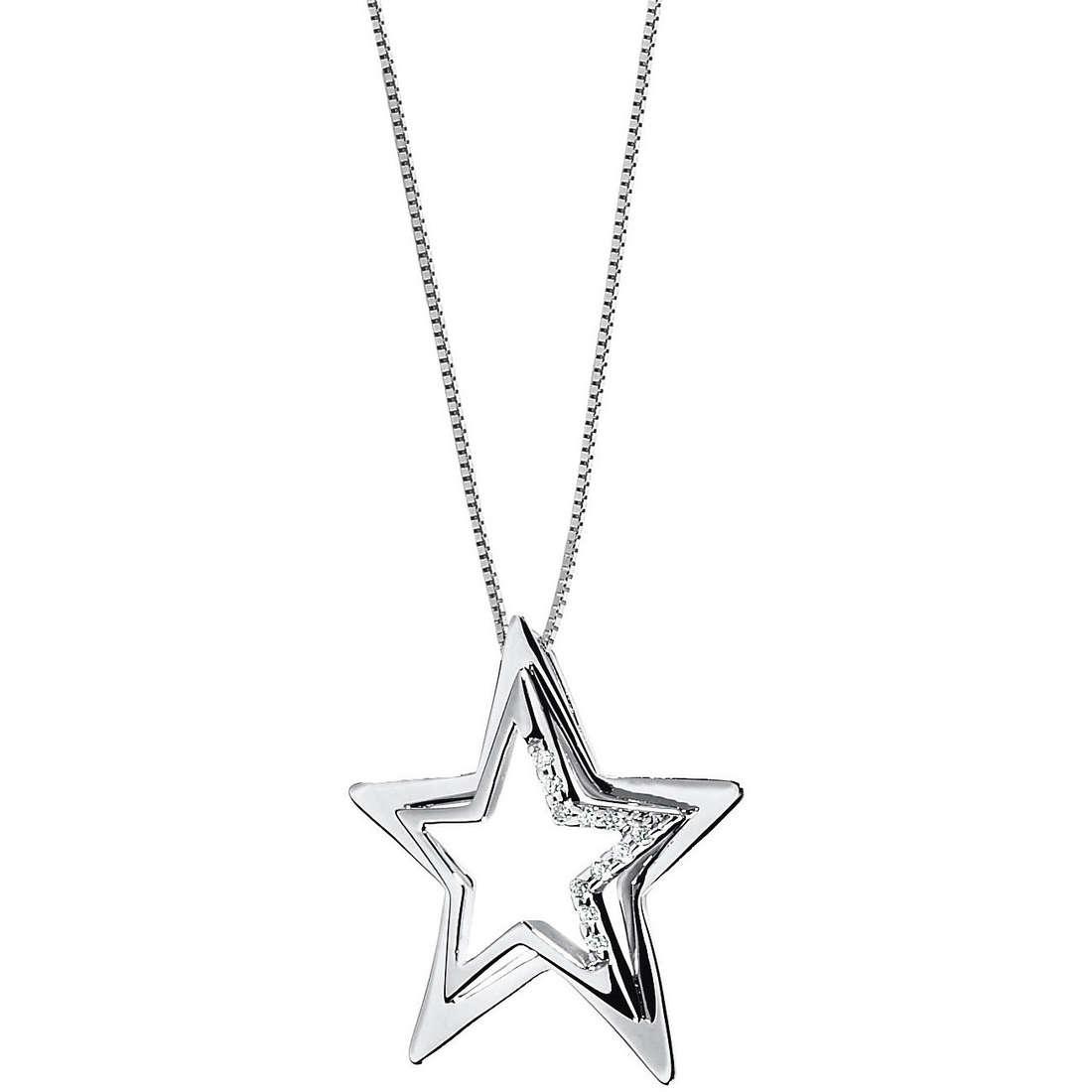 collier femme bijoux Comete GLB 393