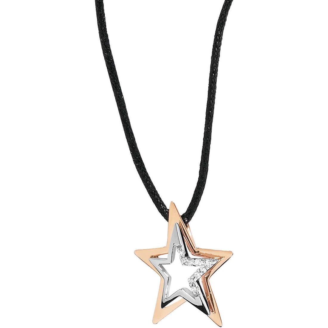collier femme bijoux Comete GLB 396