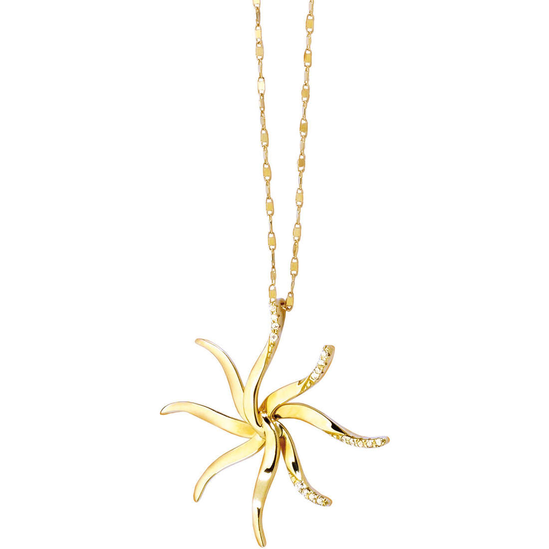 collier femme bijoux Comete GLB 598