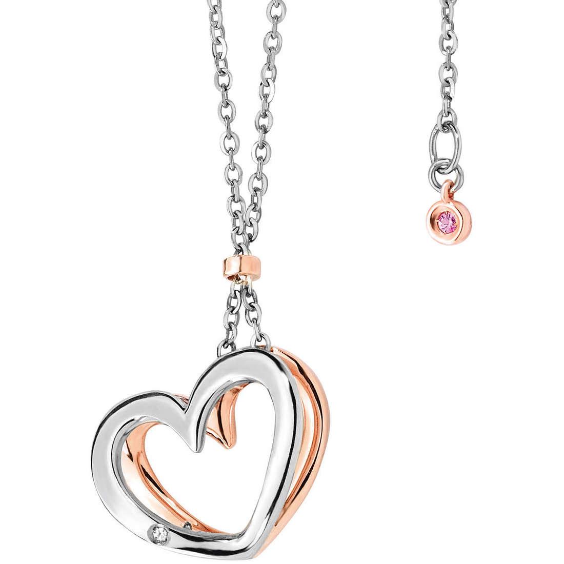 collier femme bijoux Comete GLB 736