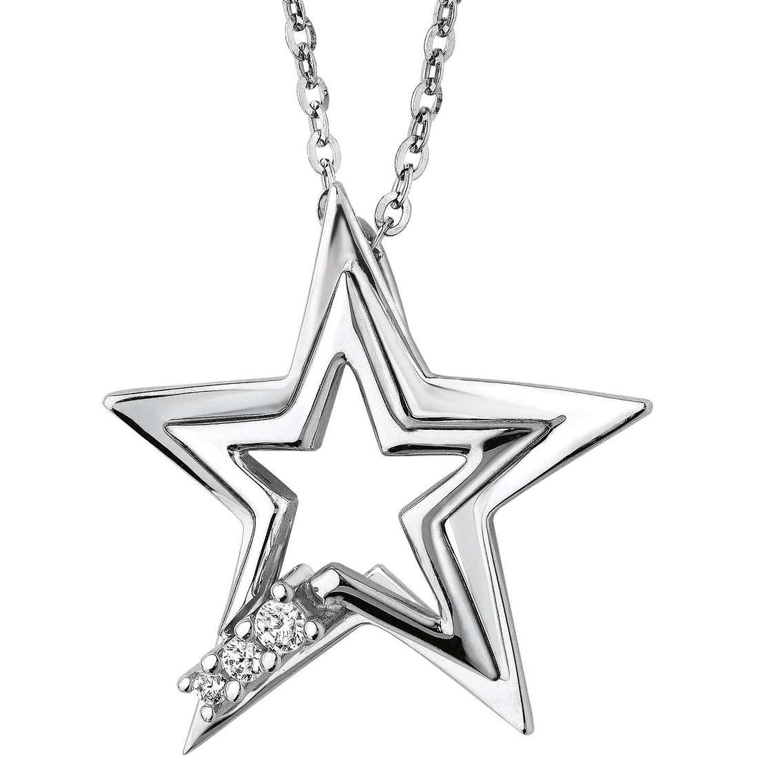 collier femme bijoux Comete GLB 752