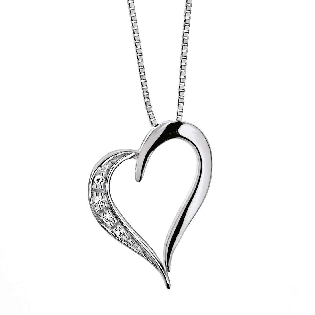 collier femme bijoux Comete GLB 769
