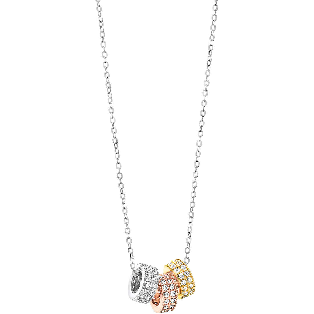 collier femme bijoux Comete GLB 917