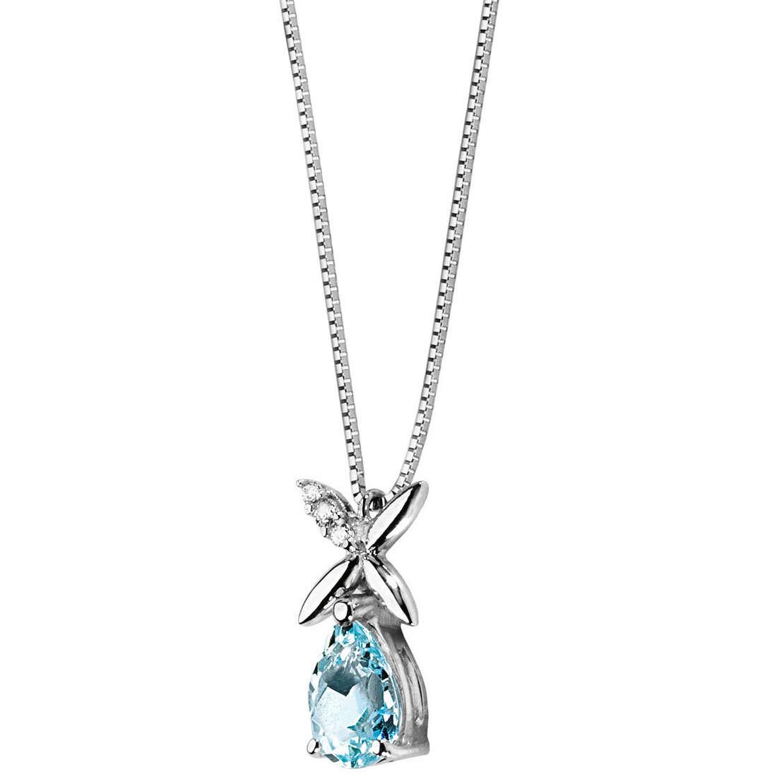collier femme bijoux Comete GLQ 205
