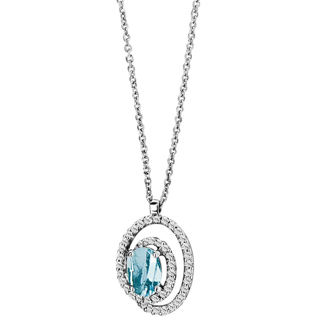 collier femme bijoux Comete GLQ 219