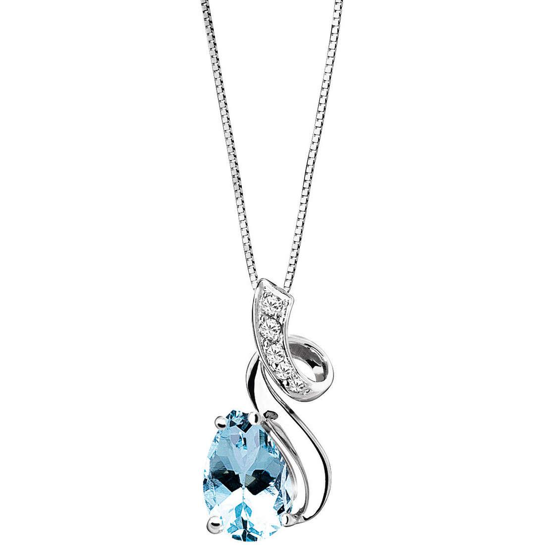 collier femme bijoux Comete GLQ 222
