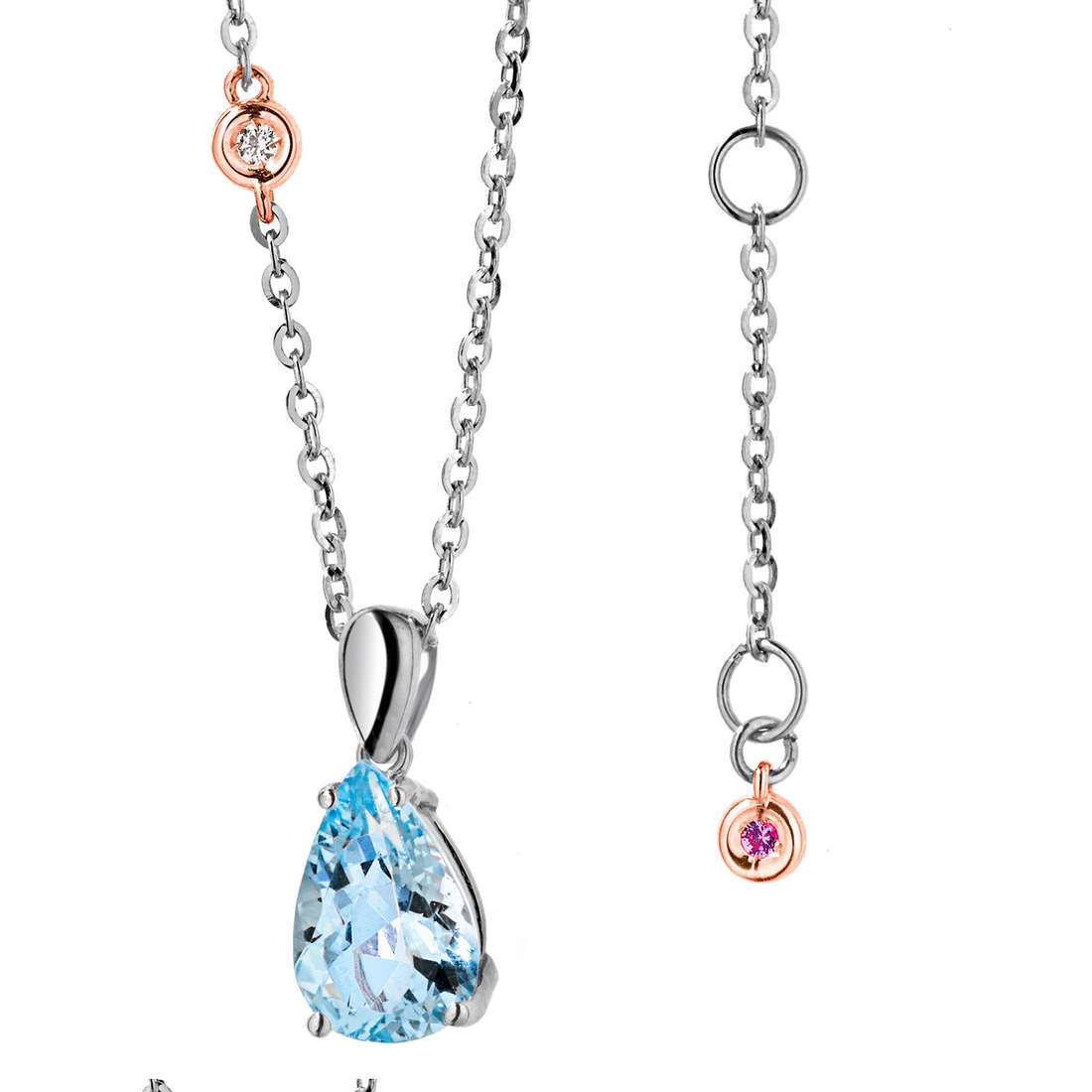 collier femme bijoux Comete GLQ 227