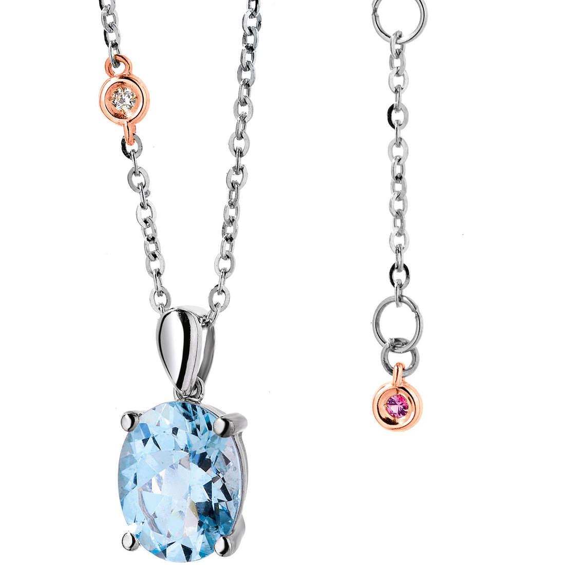 collier femme bijoux Comete GLQ 228