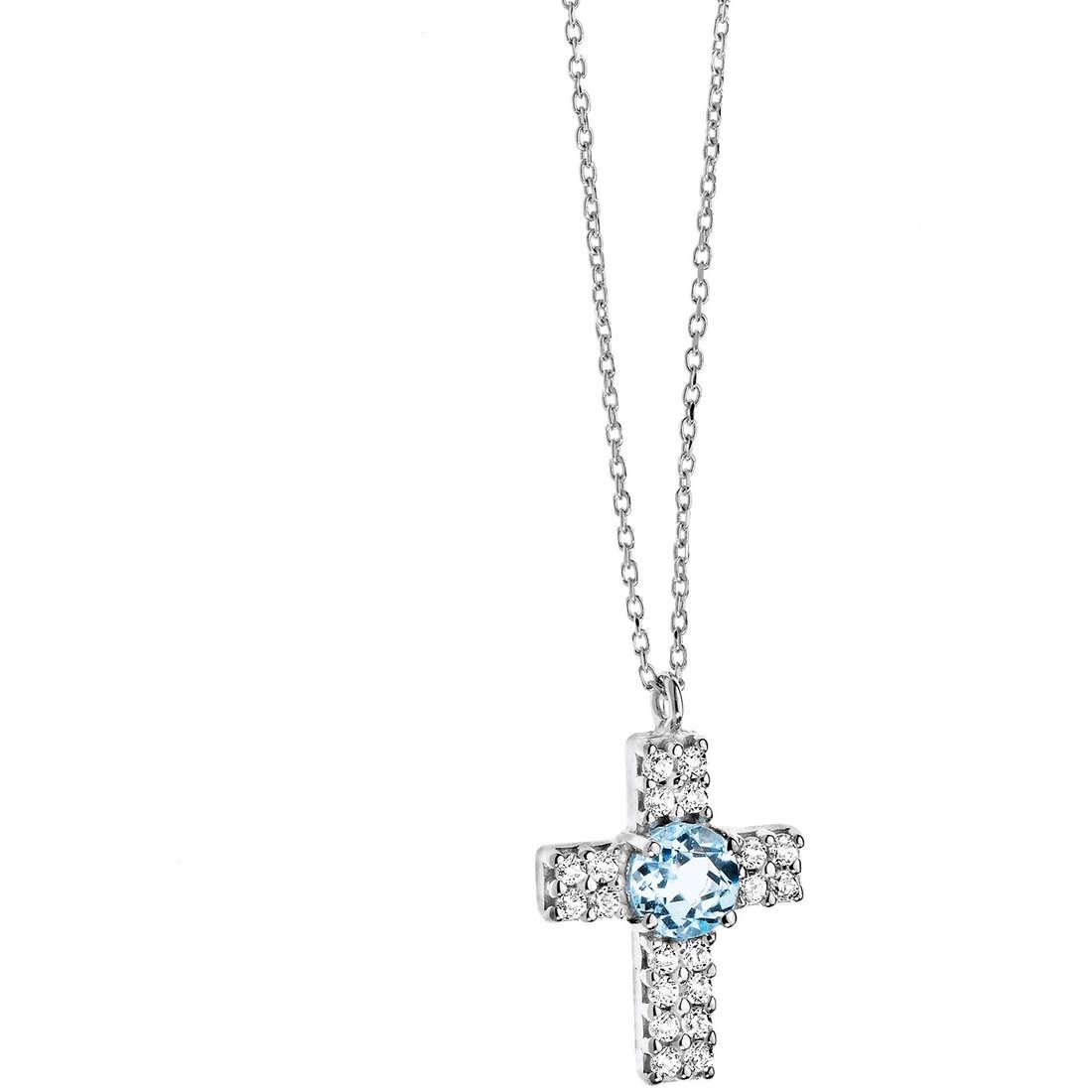 collier femme bijoux Comete GLQ 235