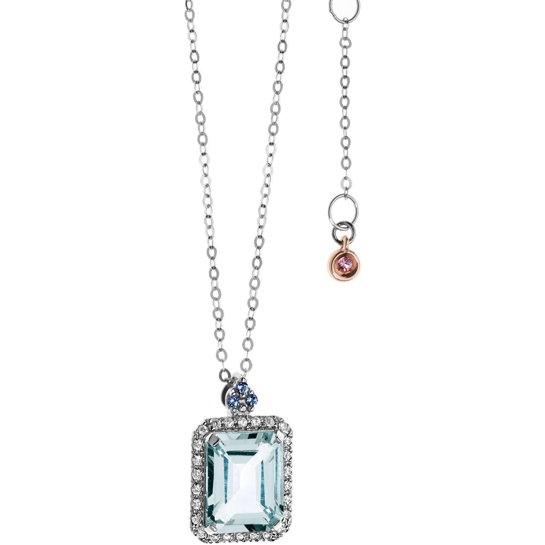 collier femme bijoux Comete GLQ 243