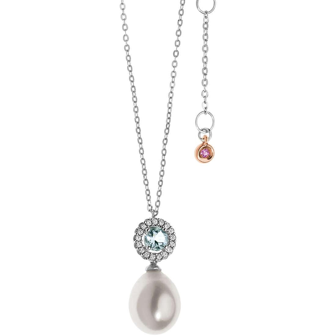 collier femme bijoux Comete GLQ 244
