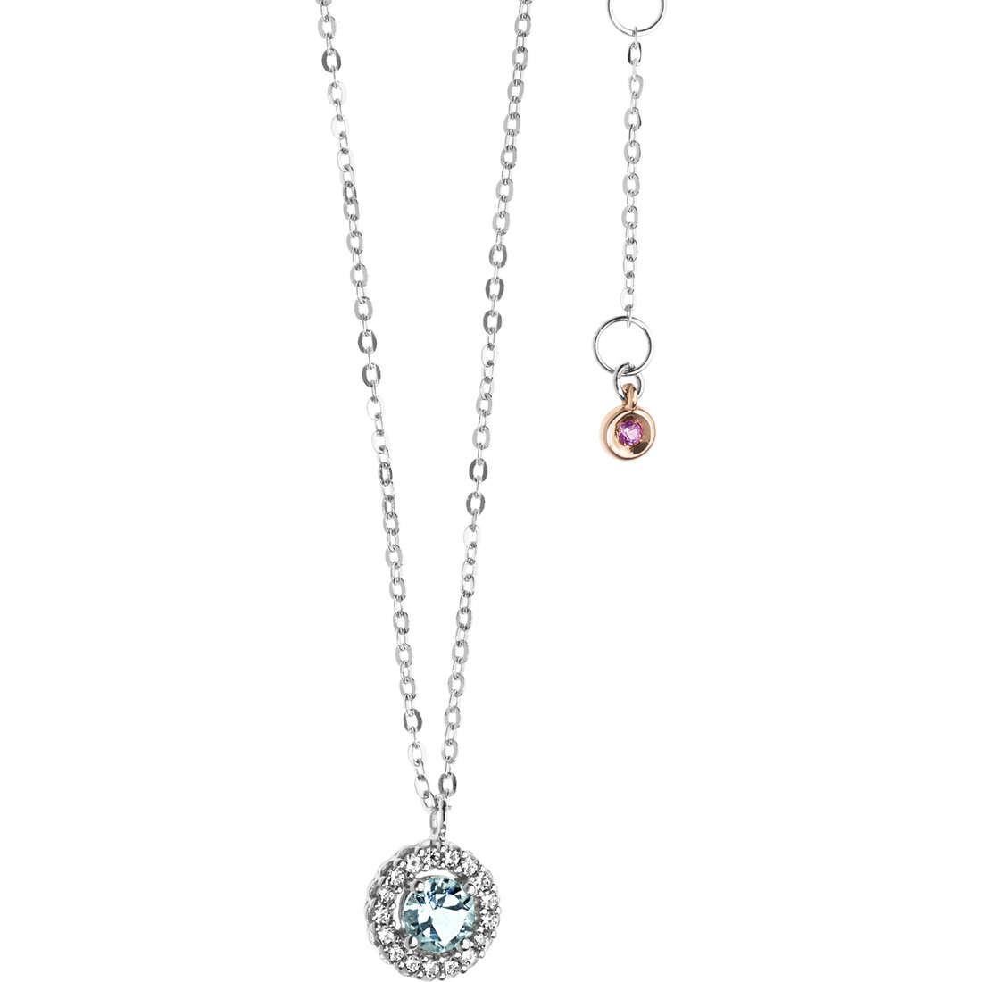 collier femme bijoux Comete GLQ 245