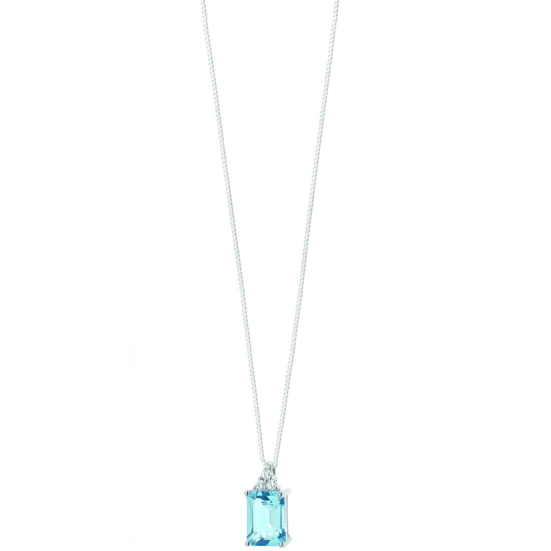 collier femme bijoux Comete GLQ 247