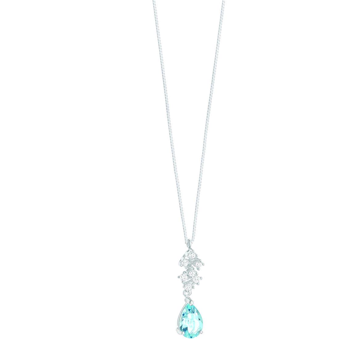 collier femme bijoux Comete GLQ 248
