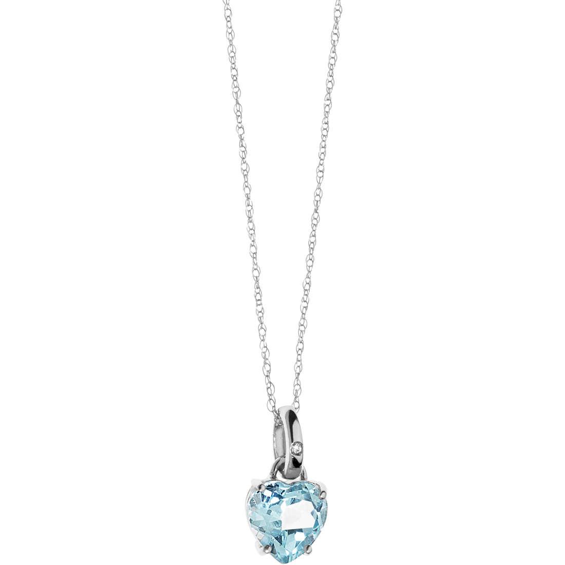 collier femme bijoux Comete GLTZ 144